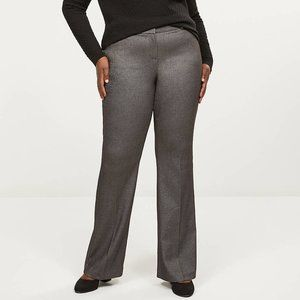 Allie Sexy Stretch Boot Pant - Chevron - Size 20R